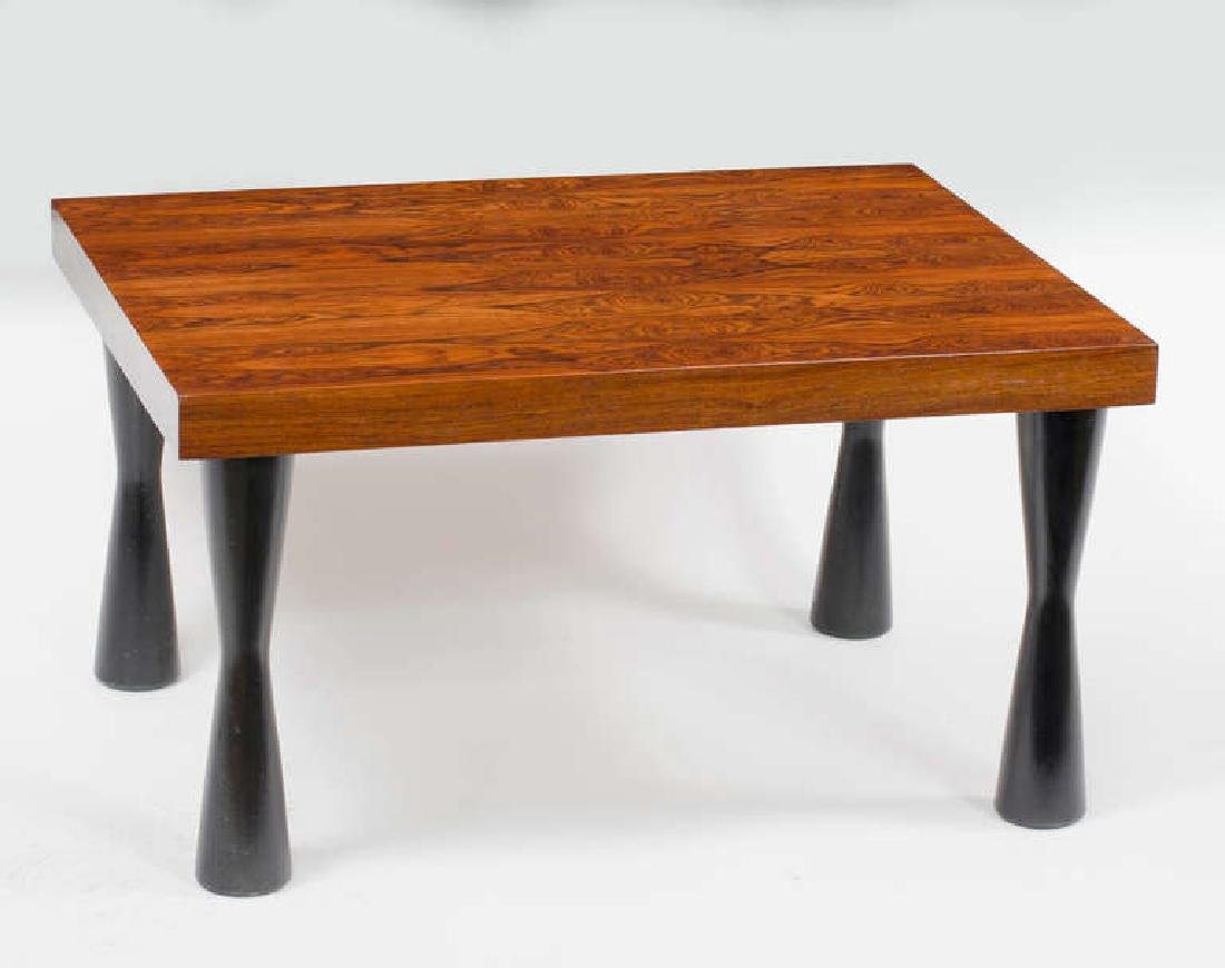 Rosewood End Tables - 4