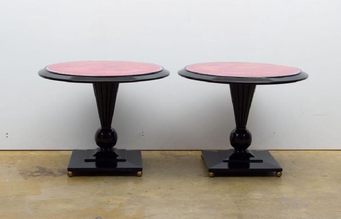 Side Tables by Doris Hall - 2