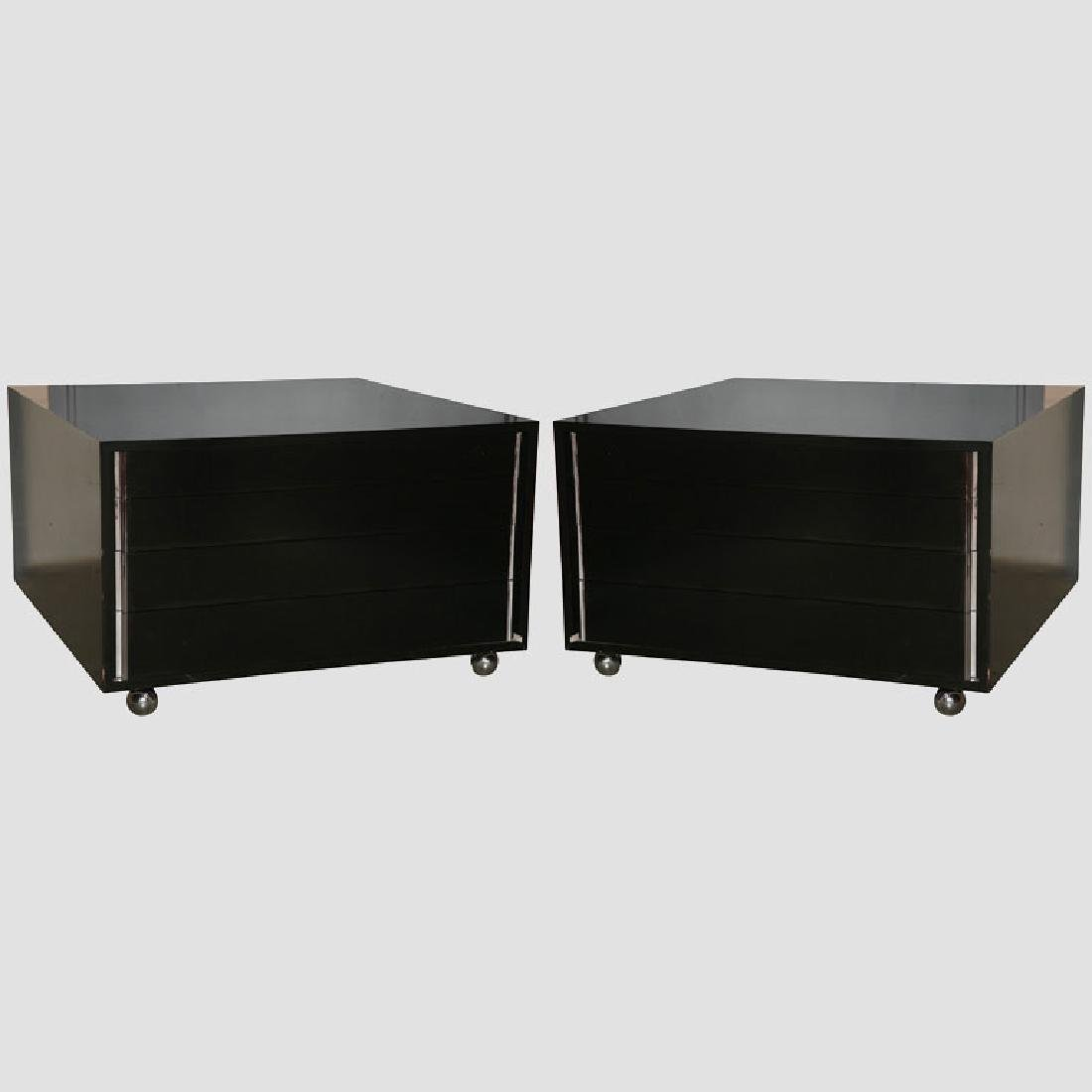 Side Tables by Dunbar