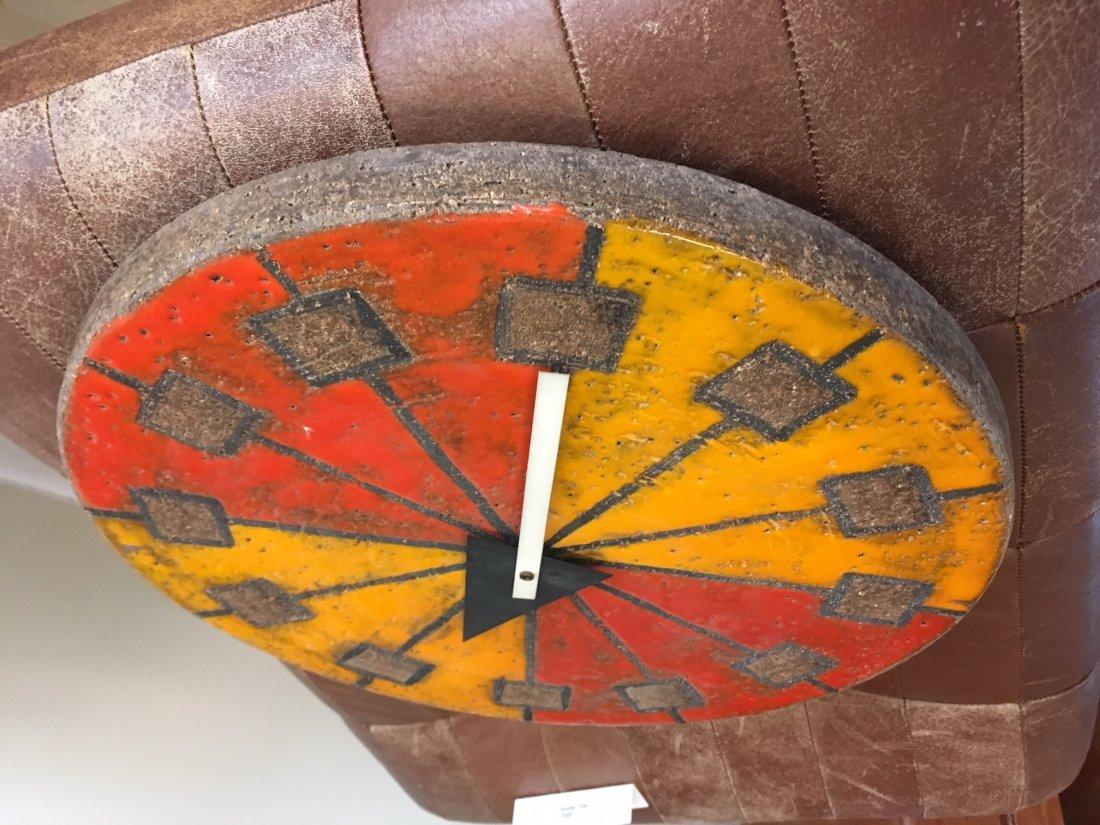 Howard Miller Italian Ceramic Clock - 6