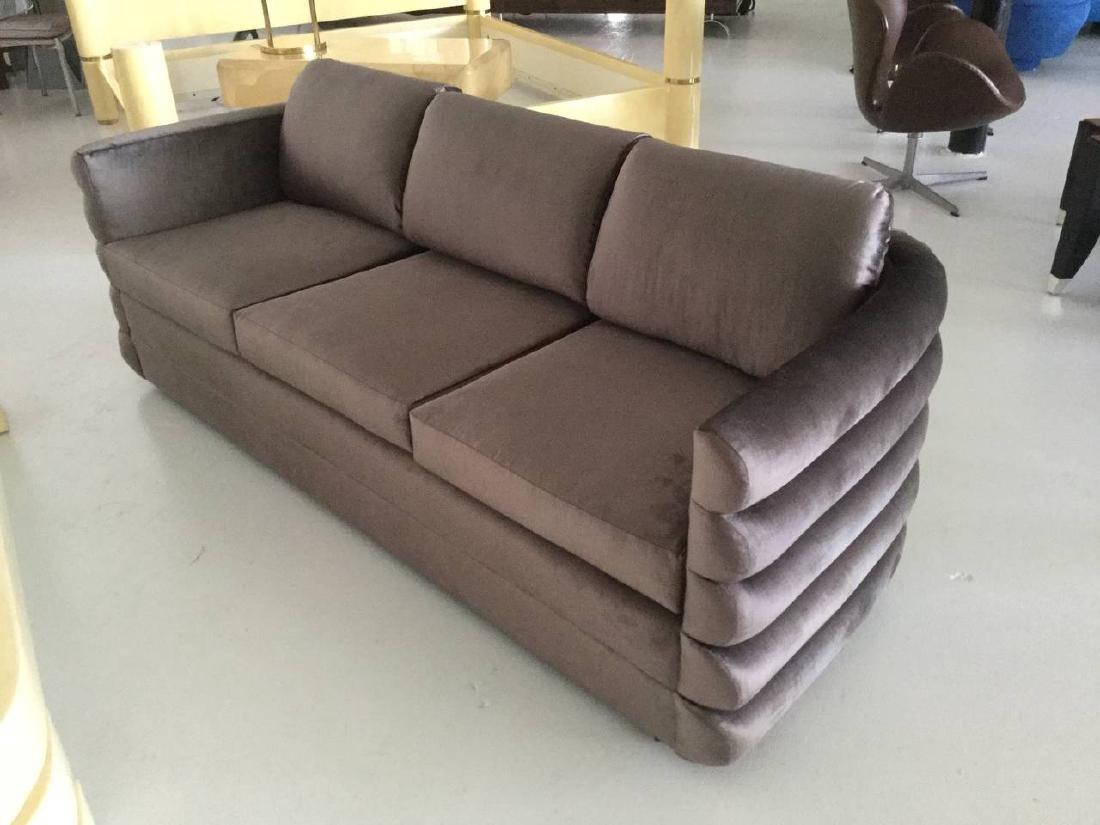 Milo Baughman Custom Sofa - 2