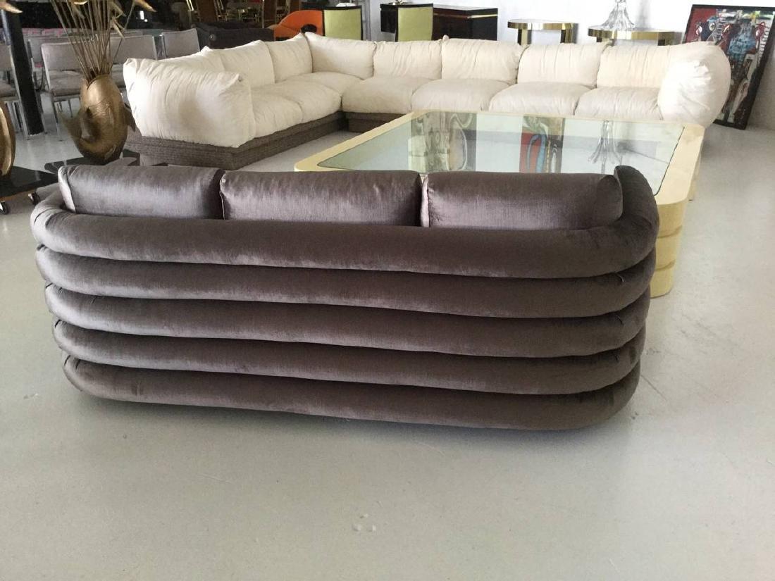 Milo Baughman Custom Sofa - 4