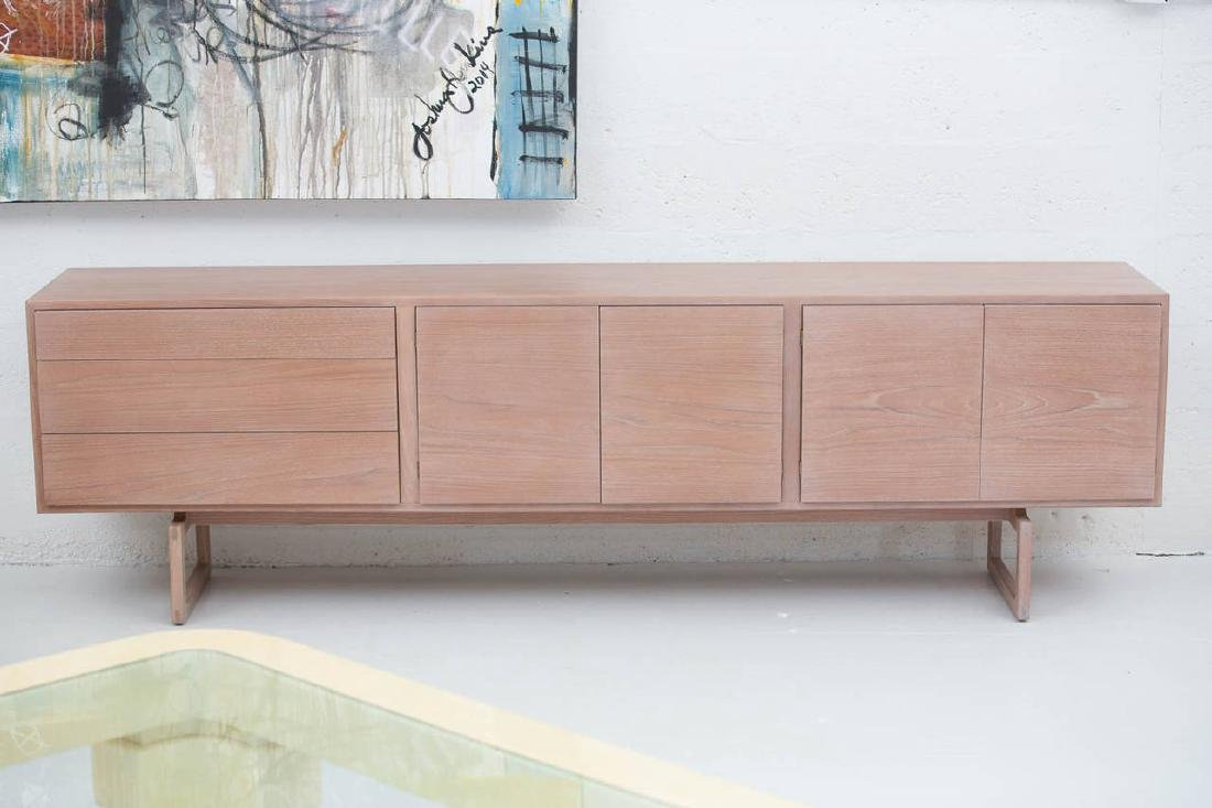 Arne Vodder Buffet in Bleached Teak - 2
