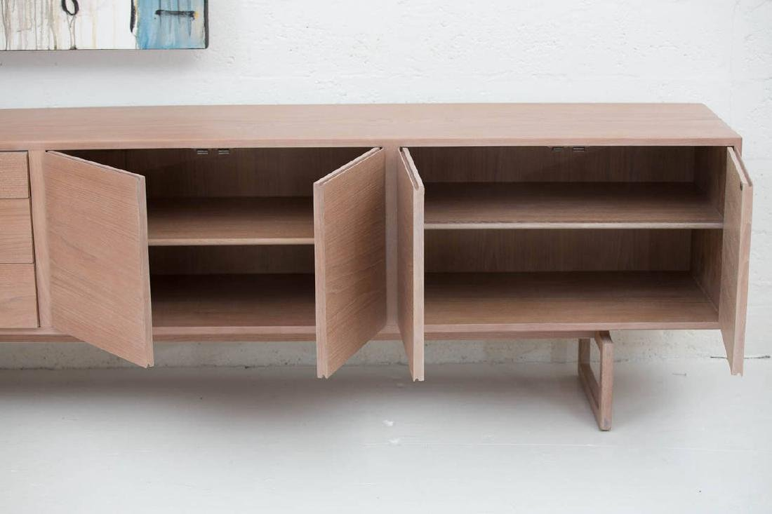 Arne Vodder Buffet in Bleached Teak - 4
