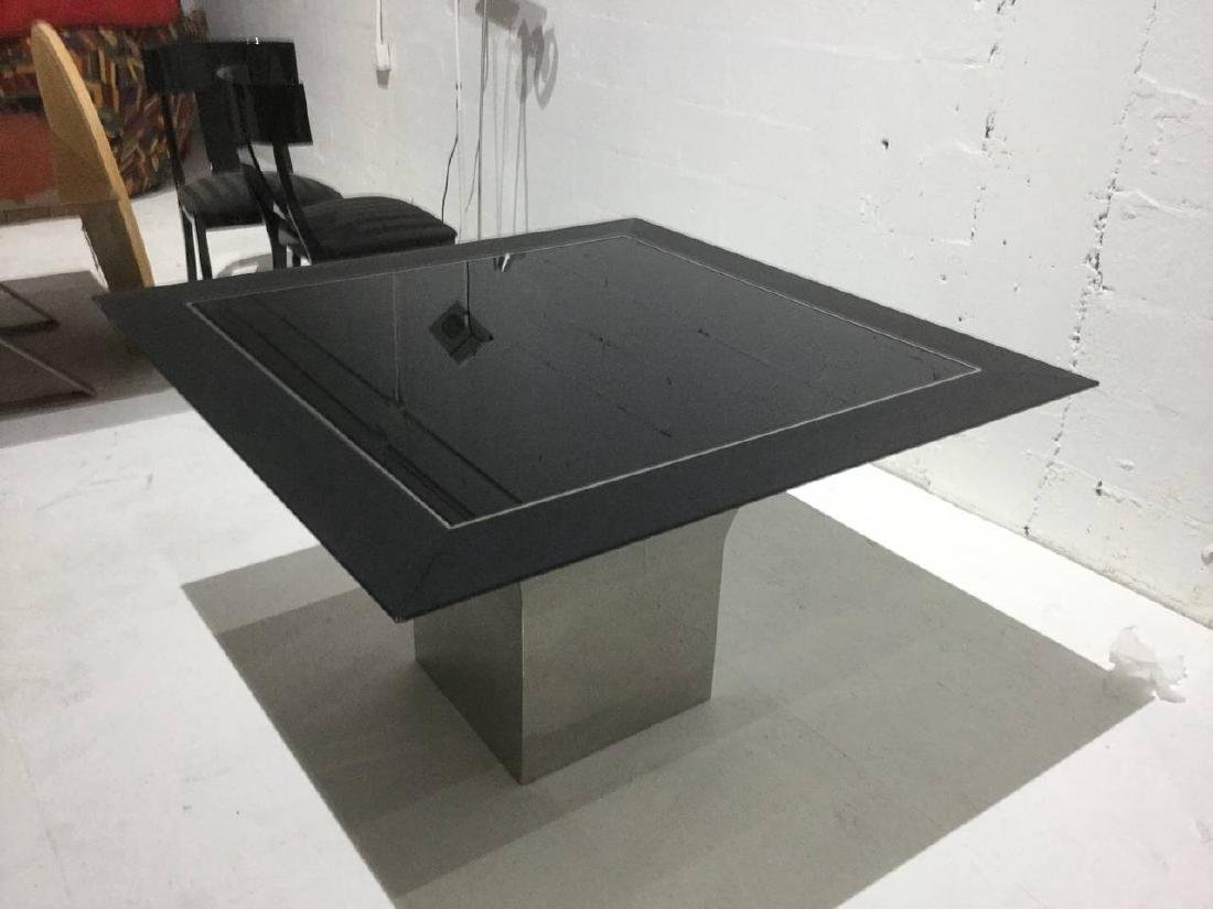 Steel Pedestal Center Tables by Pace - 2