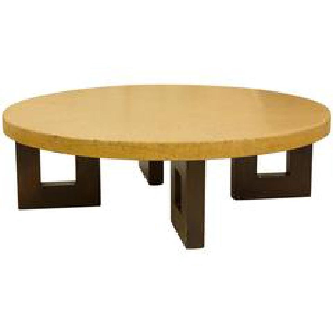 Paul Frankl Cork Coffee Table - 2