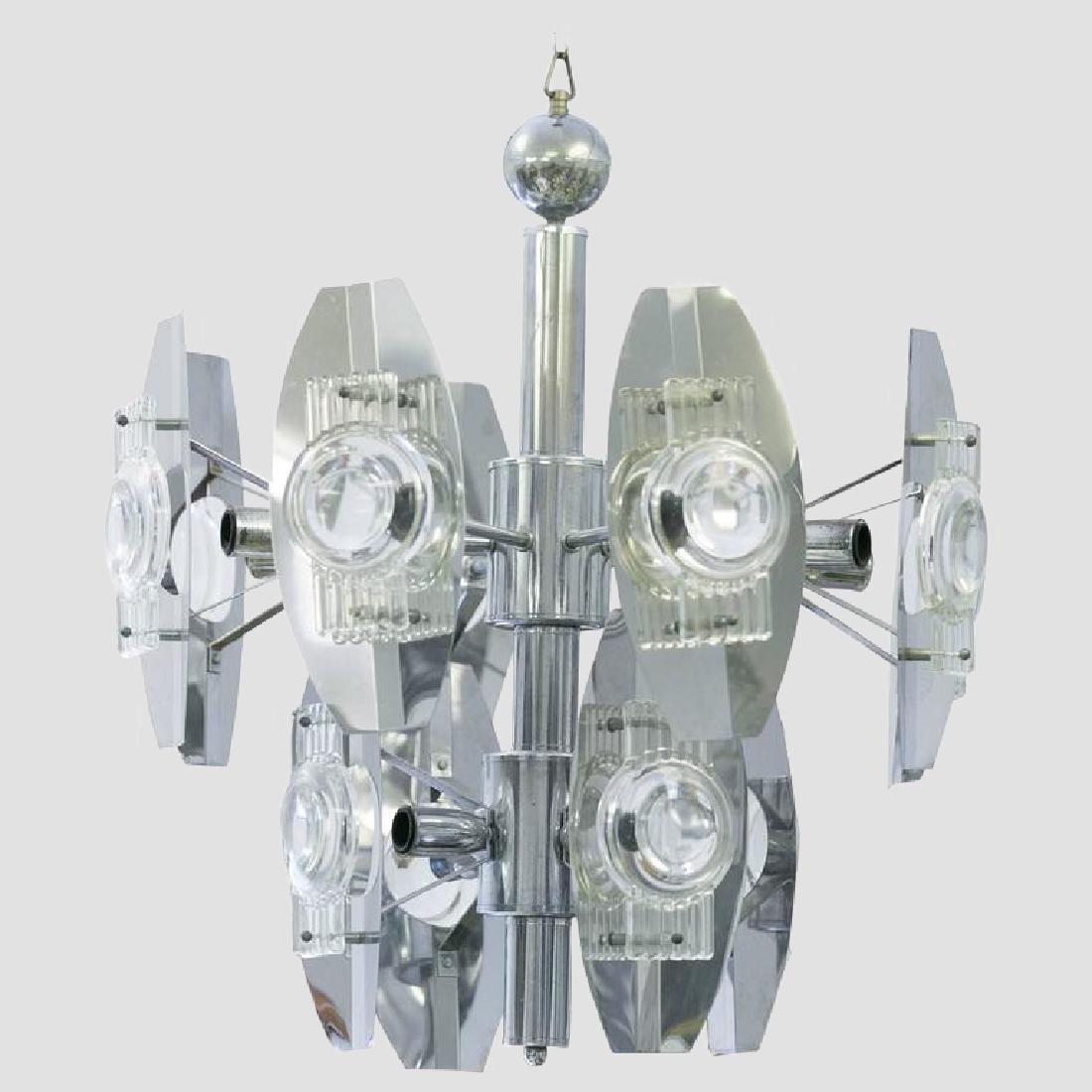 Torlasco Optical Chandelier
