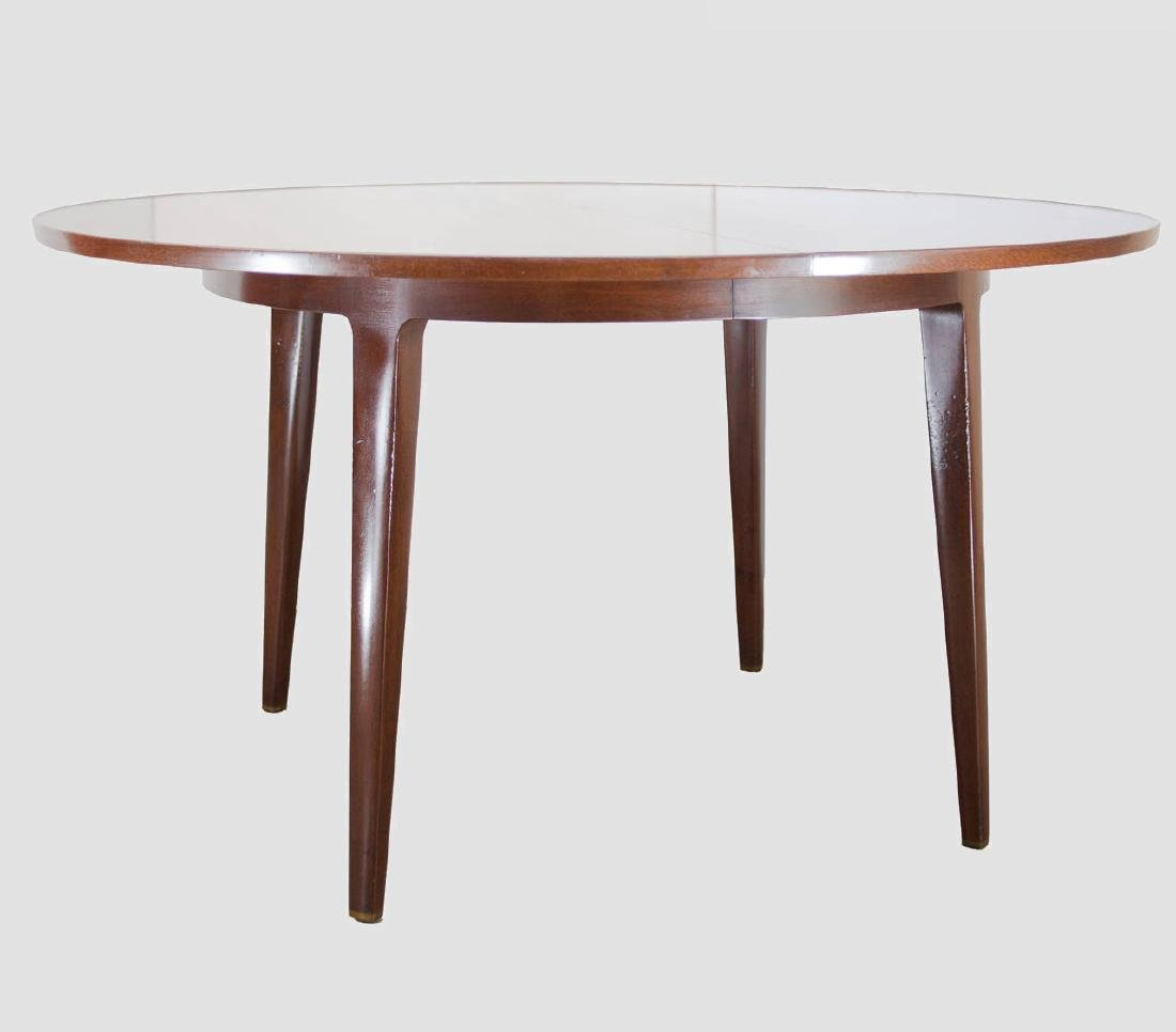 Edward Wormley for Dunbar Dining Room Round Table