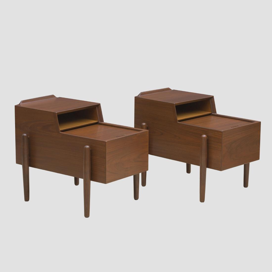 Arne Vodder Side Tables
