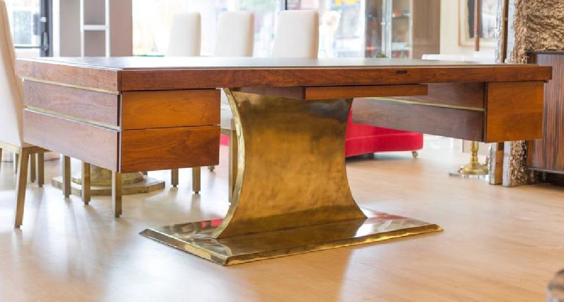 Executive Pedestal Desk by Harvey Probber - 2