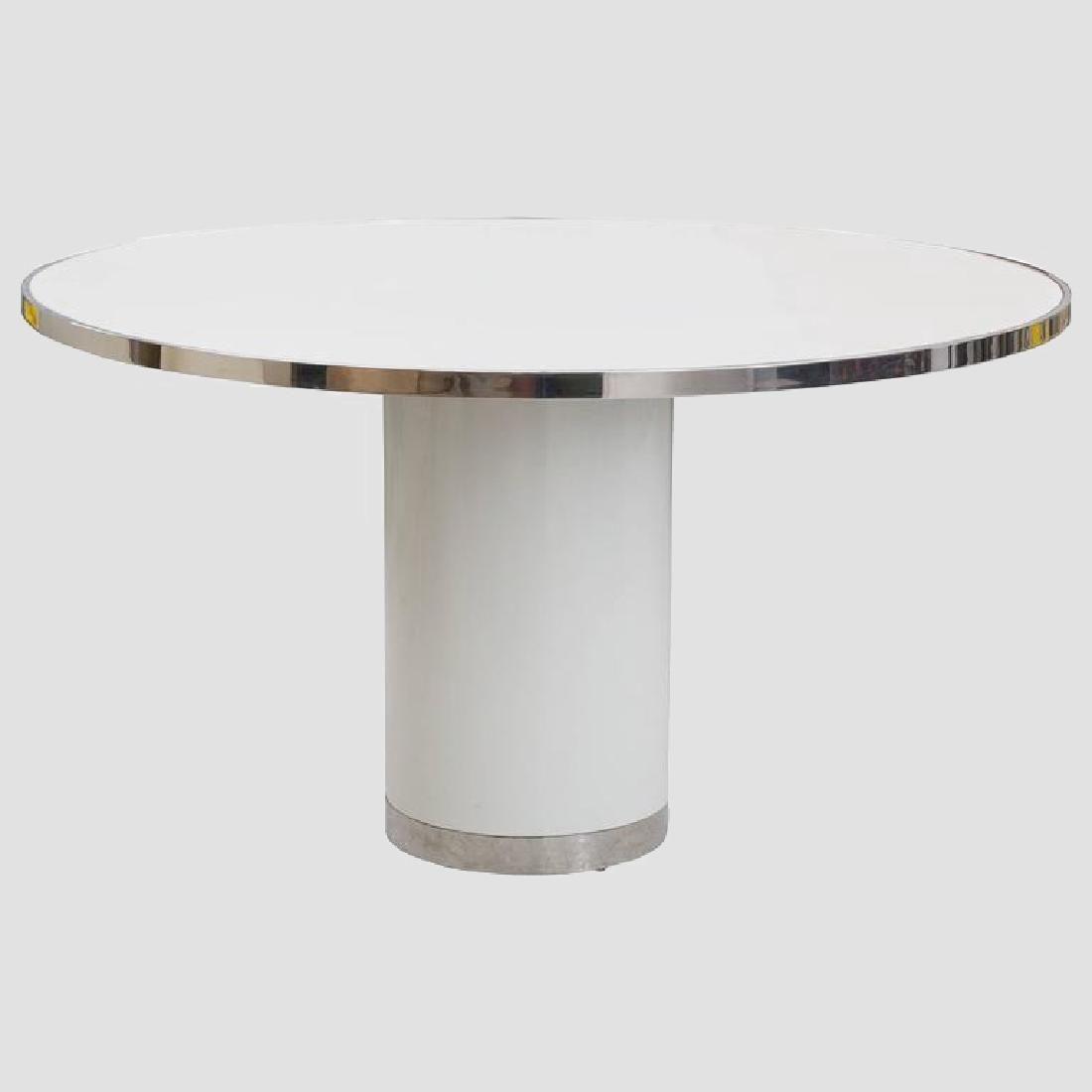 Table by Stanley J. Friedman for Brueton
