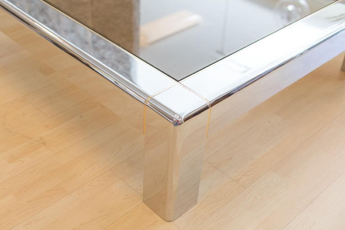 Karl Springer Low Coffee Table - 4