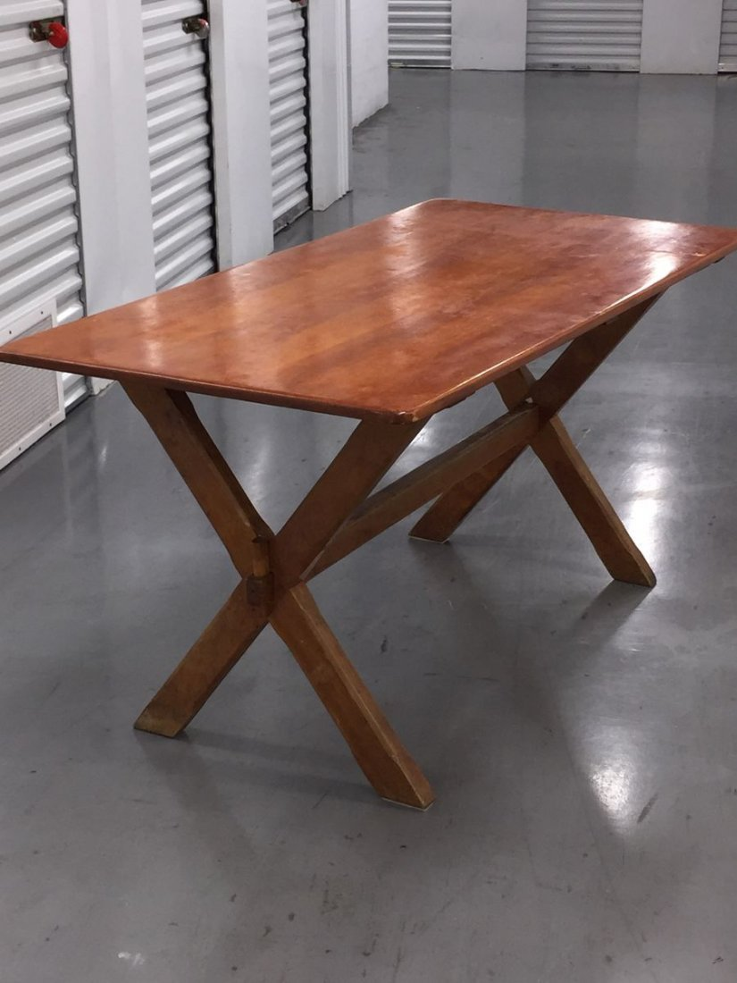 Heywood-Wakefield Picnic Style Table