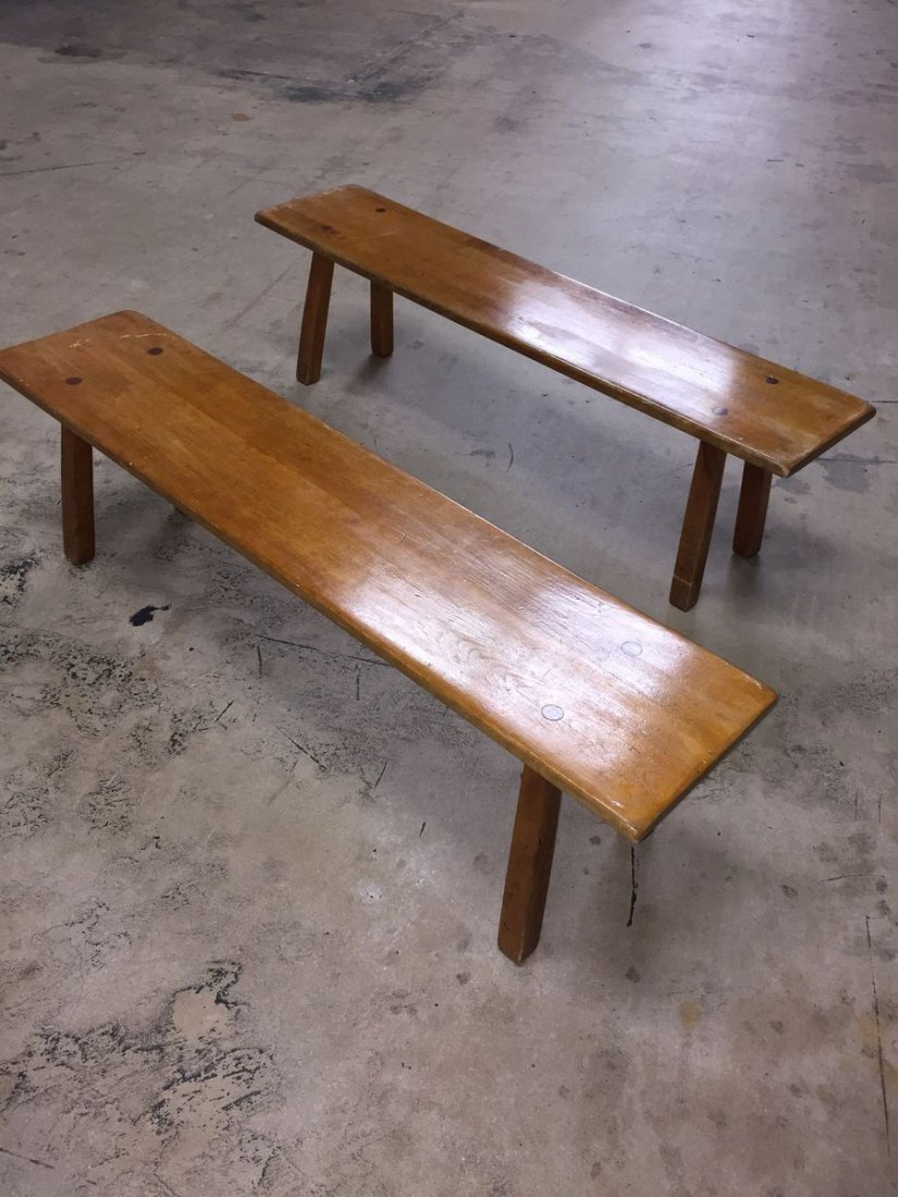 Heywood-Wakefield Picnic Style Table - 3