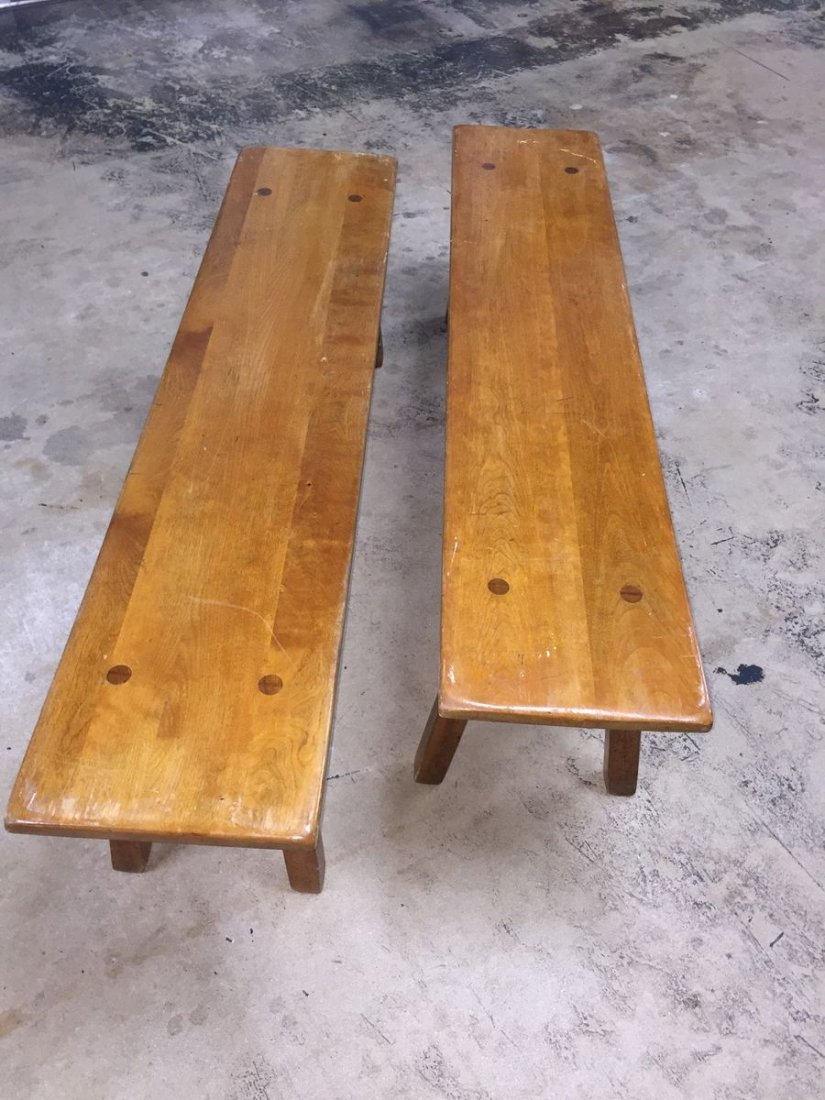 Heywood-Wakefield Picnic Style Table - 4