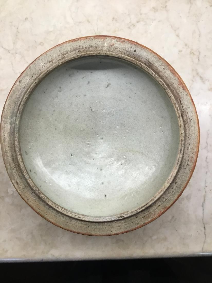 Bencharong Covered Bowl, Thailand, 18/19th Century - 9