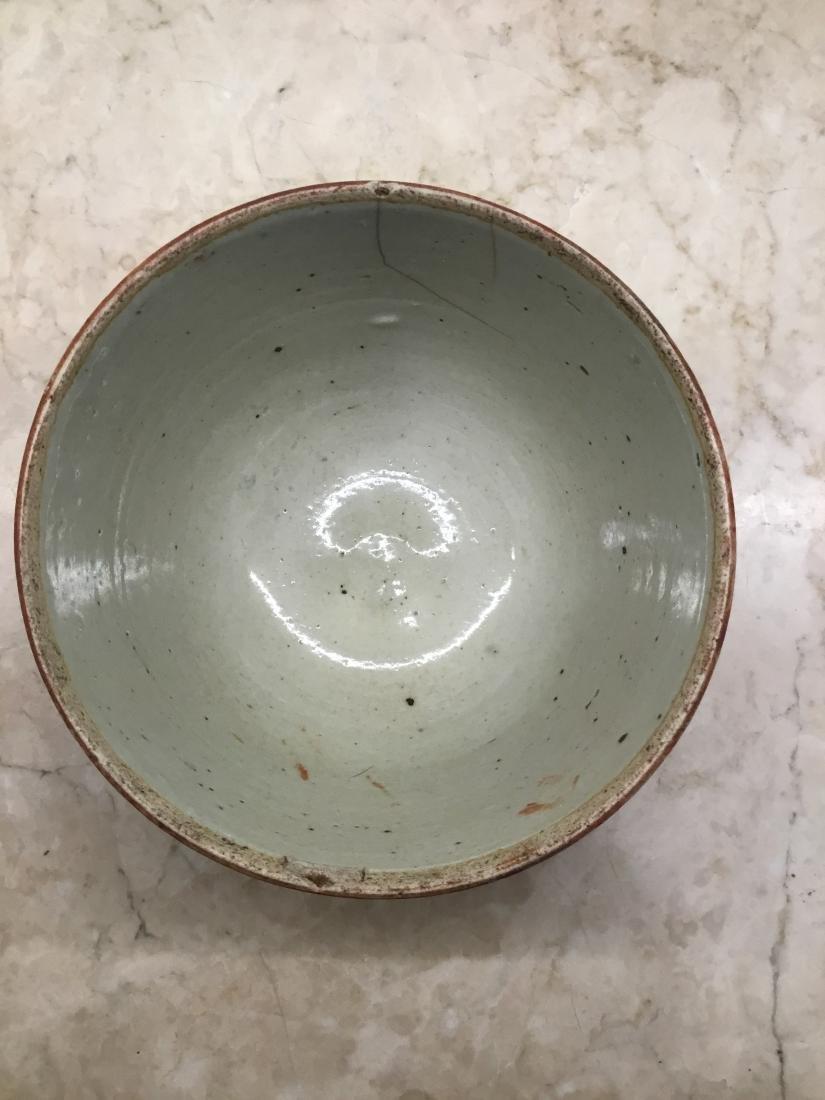 Bencharong Covered Bowl, Thailand, 18/19th Century - 3