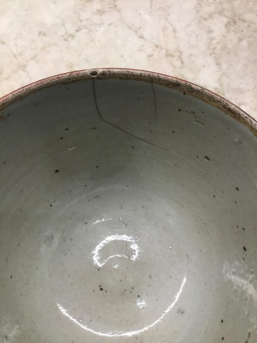 Bencharong Covered Bowl, Thailand, 18/19th Century - 4