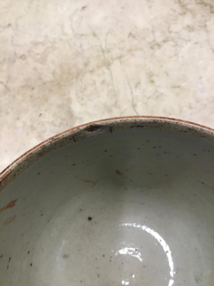 Bencharong Covered Bowl, Thailand, 18/19th Century - 5