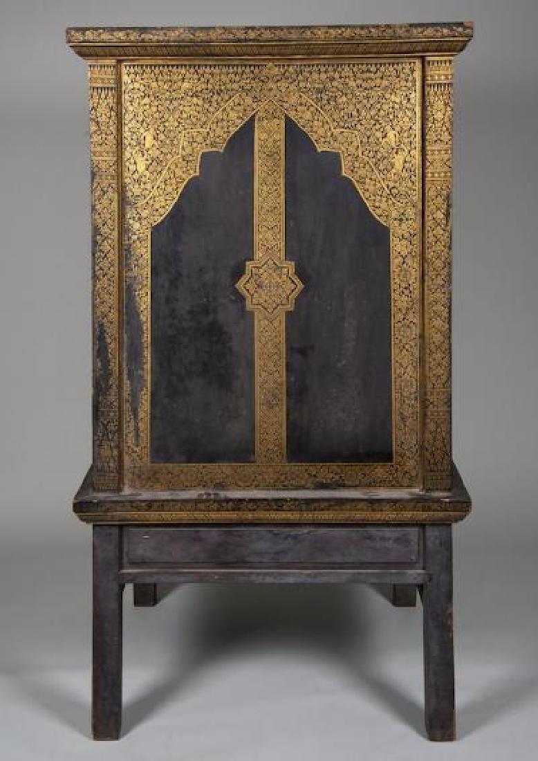 Manuscript Cabinet, Thailand, 18/19 Century - 2