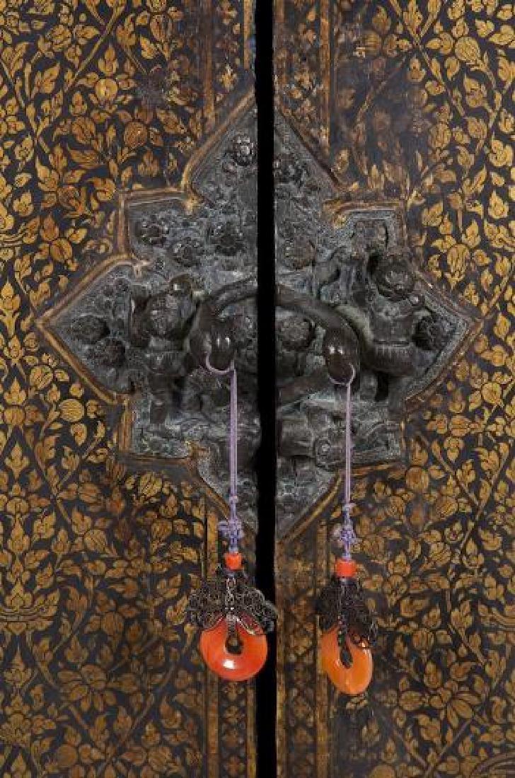 Manuscript Cabinet, Thailand, 18/19 Century - 3