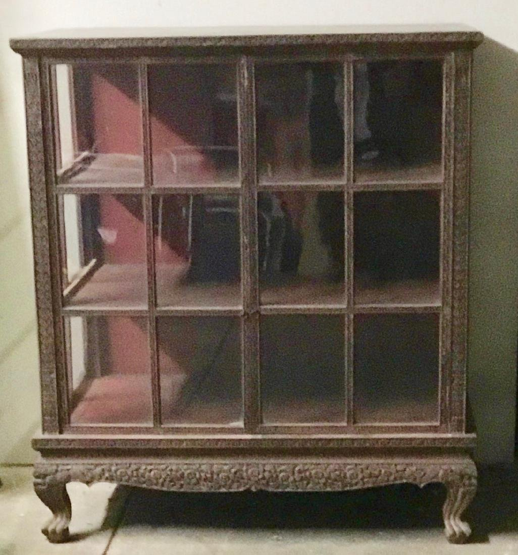 Glazed Display Cabinet, Thailand, Early 19th Century