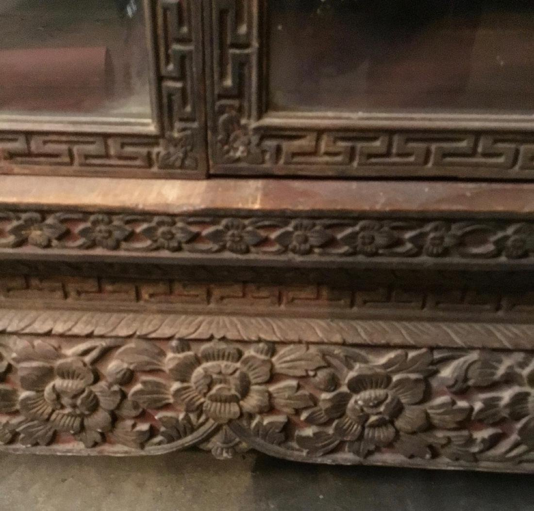 Glazed Display Cabinet, Thailand, Early 19th Century - 4