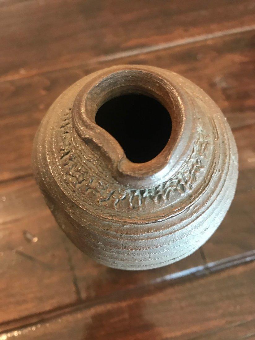 Stoneware Vase, Aoki Mokubei, Japan, c. 1810 - 4