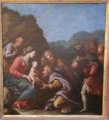 Adoration of the Magi, Attributed to Francesco Bassano