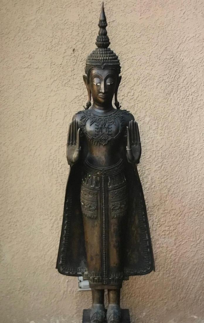 Buddha, Bronze, Thailand, 19/20th Century