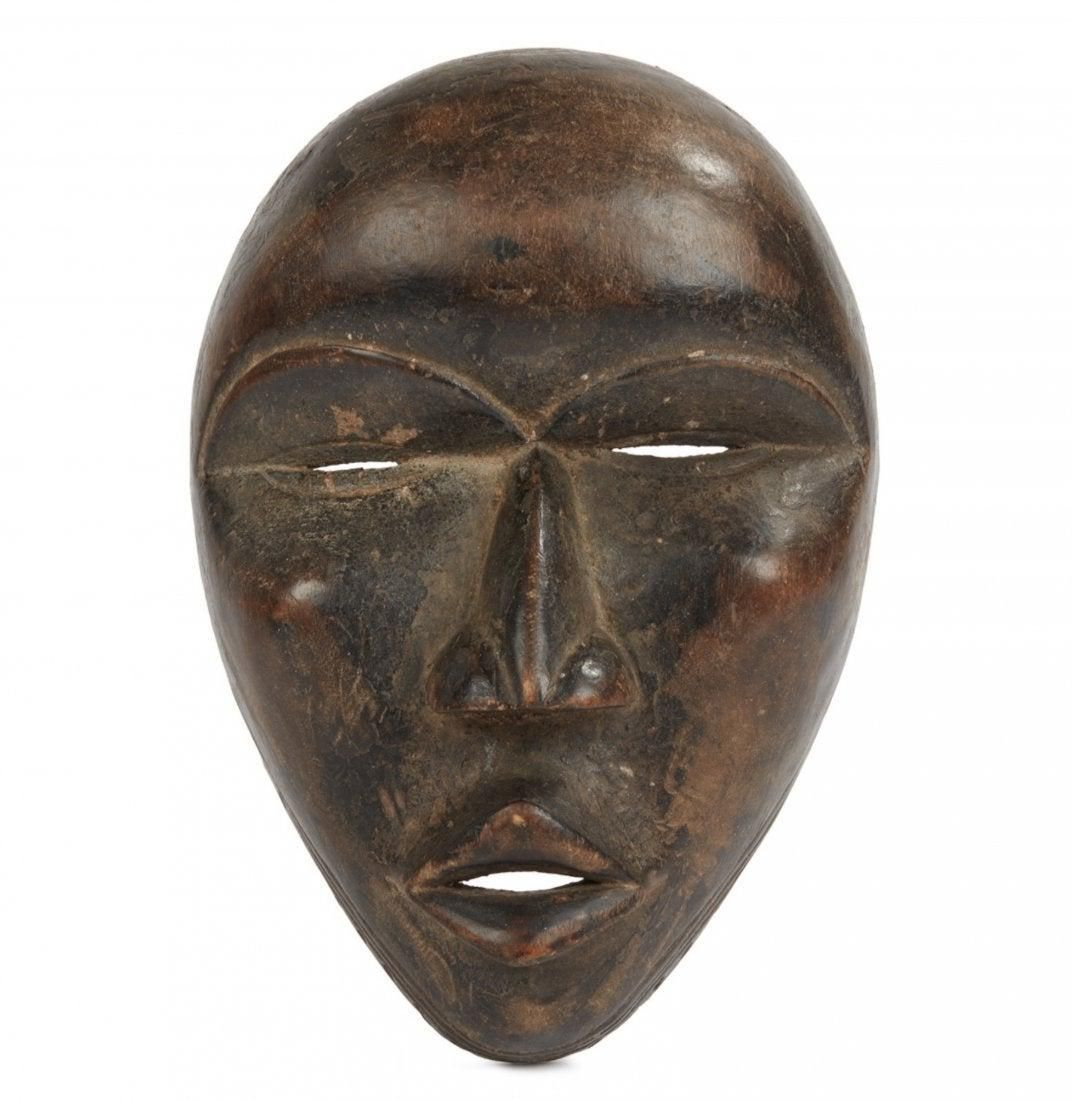 Dan Mask, Late 19/Early 20th Century