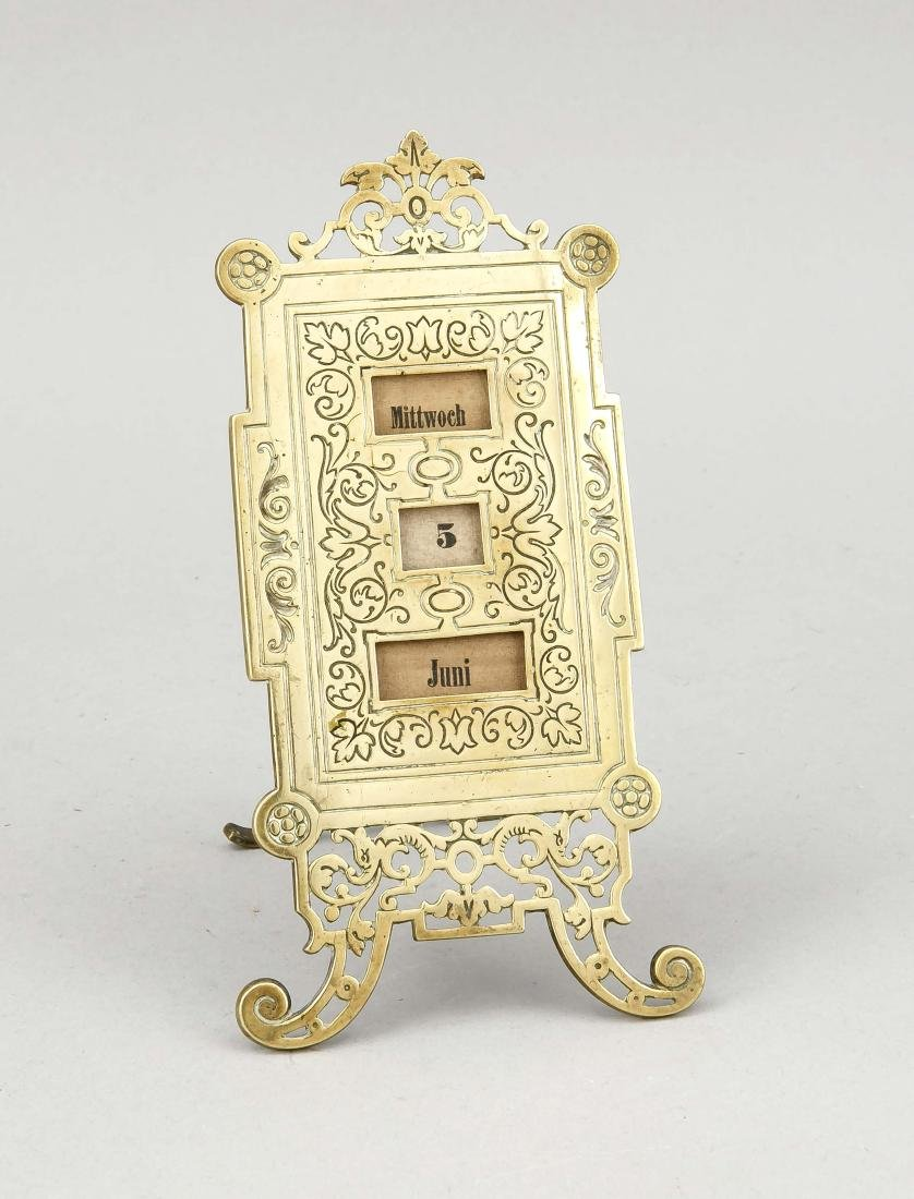 GRNAB Banker Gold Antique Brass