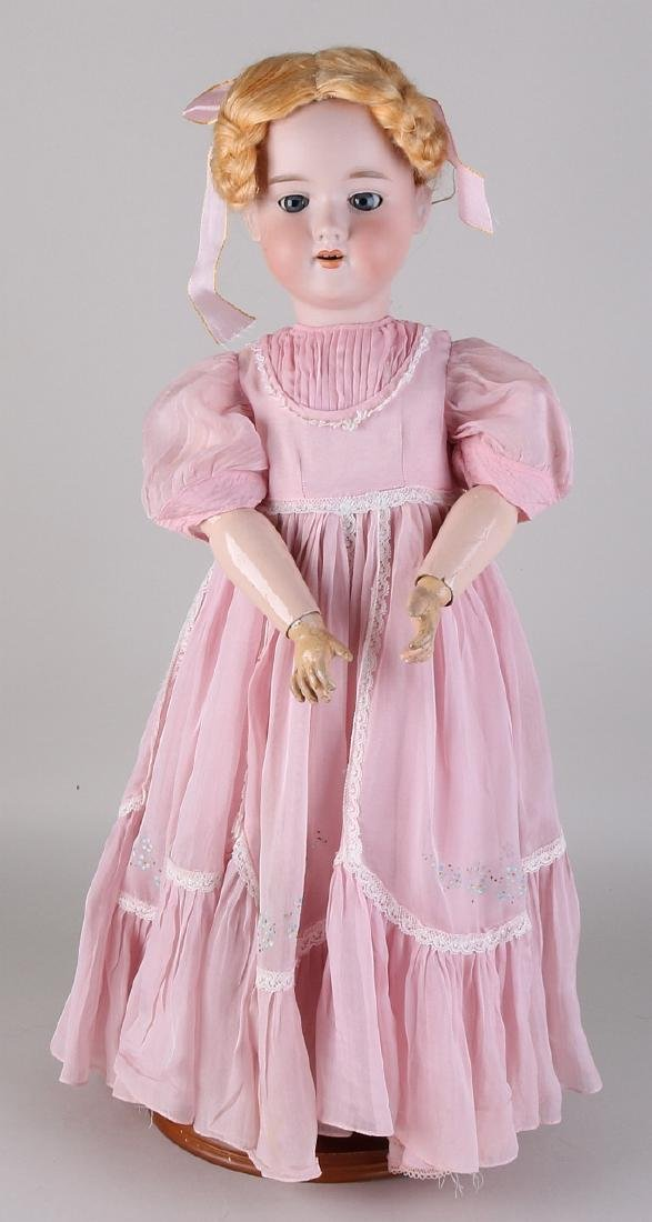 Porcelain doll, Armand Marseille, template number 390,