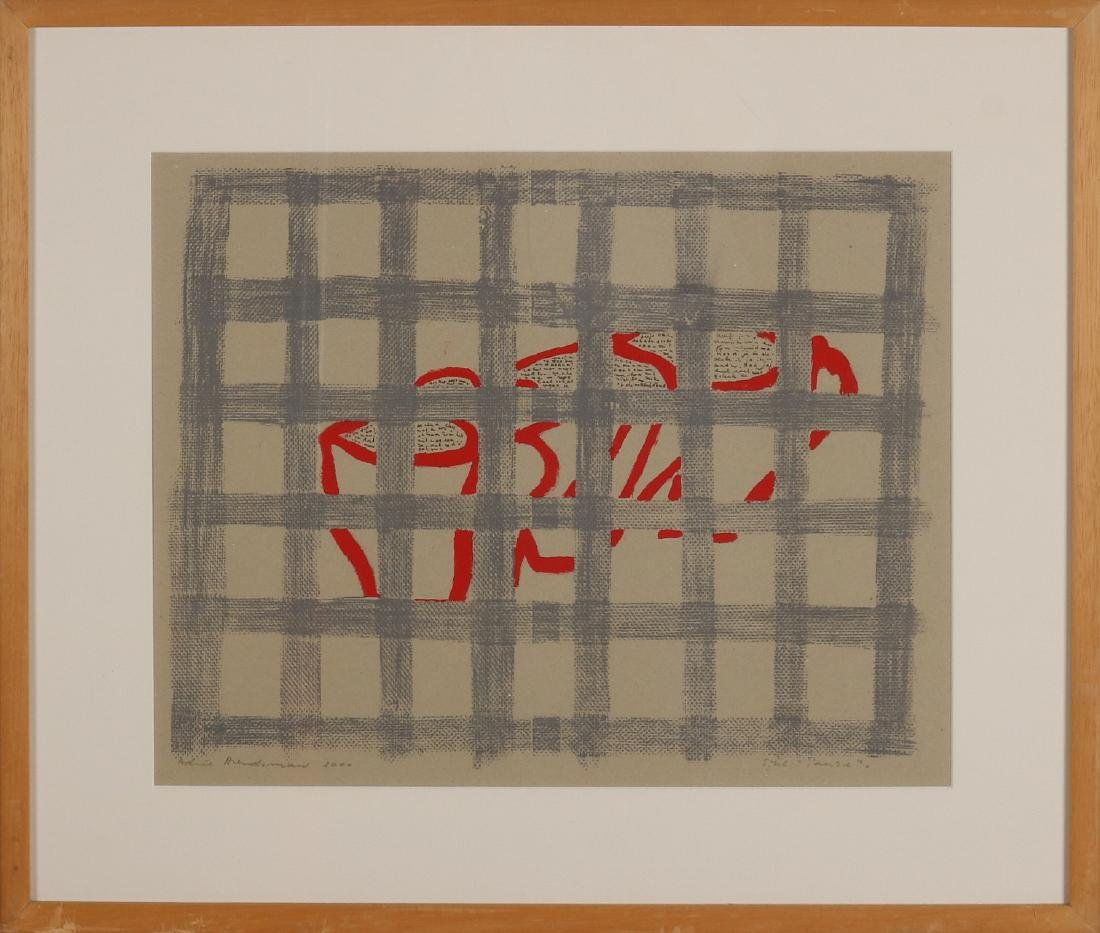 Andre Arendsman. 2000. Title: Pause. Mixed technique on