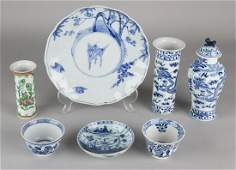 Lot of various old / antique Chinese porcelain.