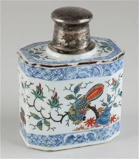 18th century Chinese tea caddy