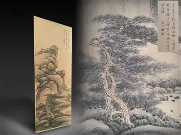 Qi Gong Landscape Painting