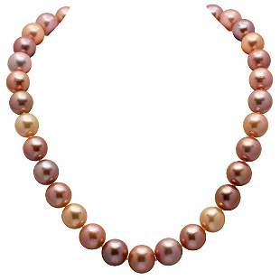 12-15mm South Sea Cultured Pearl Necklace