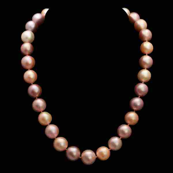 12-14mm South Sea Cultured Pearl Necklace