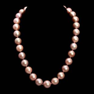 13-15mm South Sea Cultured Pearl Necklace