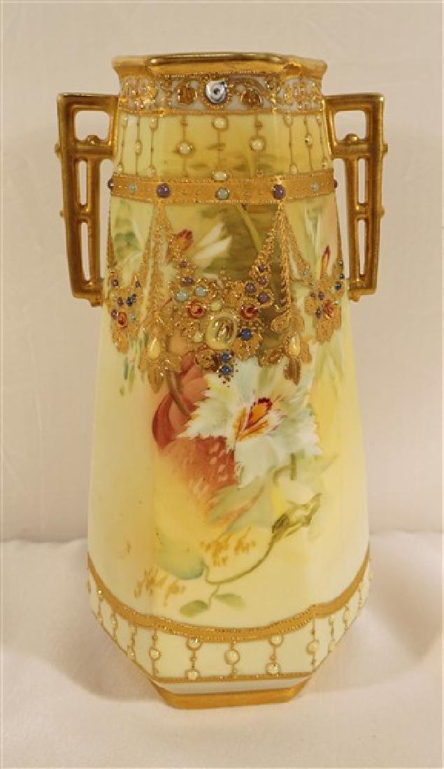 Moriage Nippon Vase