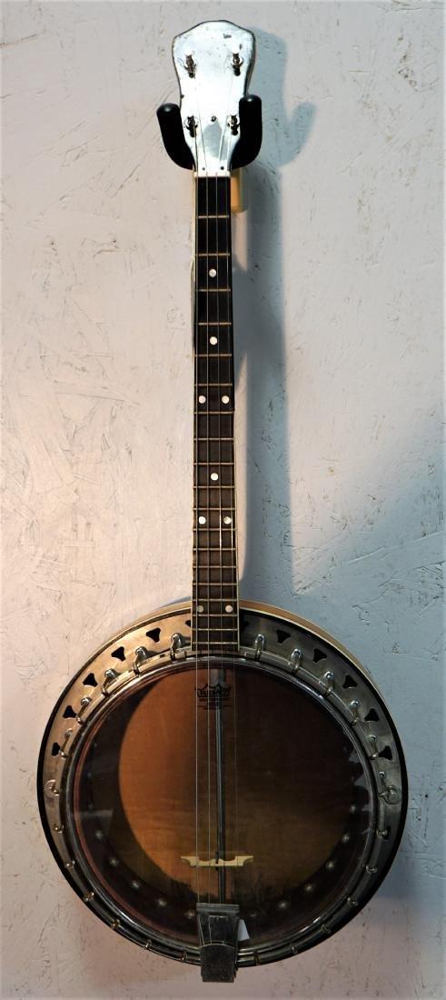 Vega Wonder Tenor Banjo