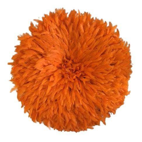 Boho Juju Orange Hat Wall Home Decor