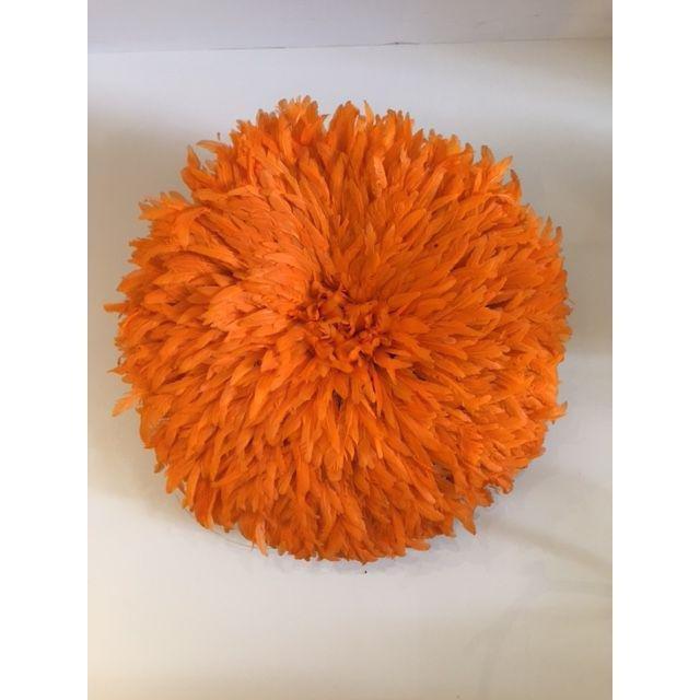 Boho Juju Orange Hat Wall Home Decor - 2