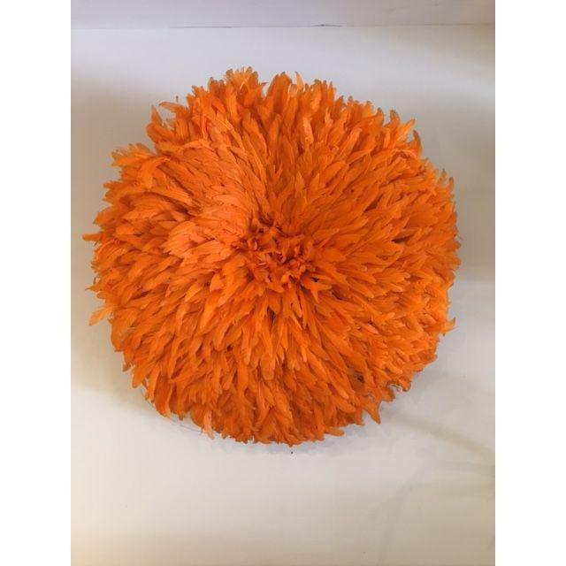 Boho Juju Orange Hat Wall Home Decor - 3