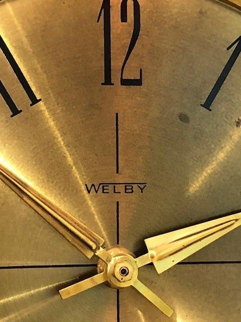 Mid-Century Welby wall clock - 3