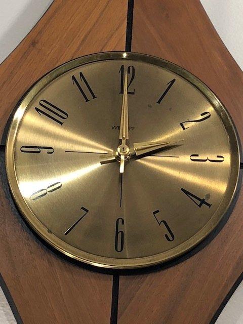 Mid-Century Welby wall clock - 4