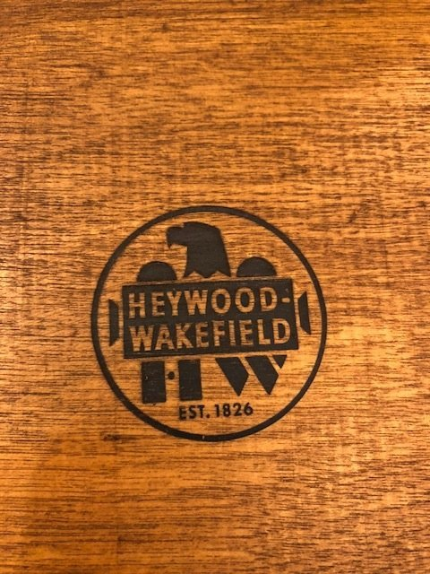 Mid-Century Heywood Wakeefield Coffee table - 6