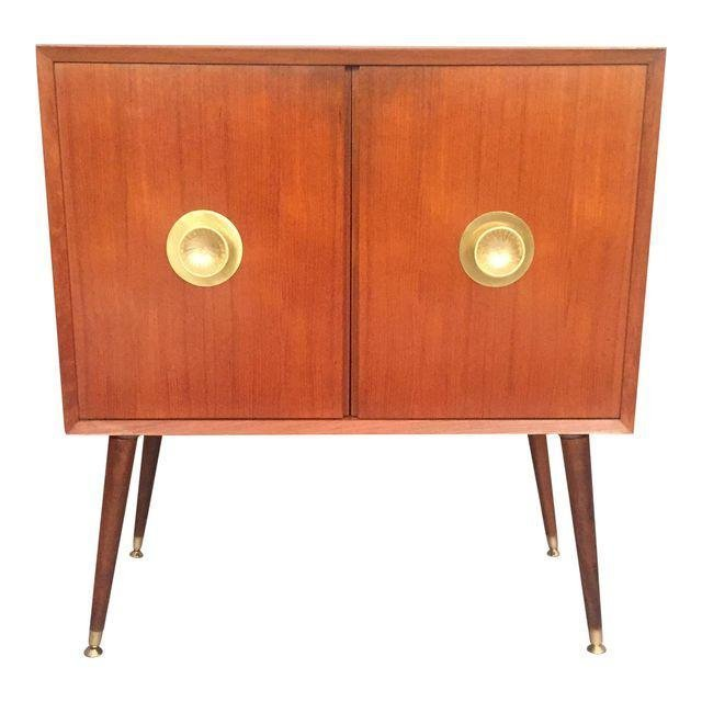 Mid-Century Danish small Chest