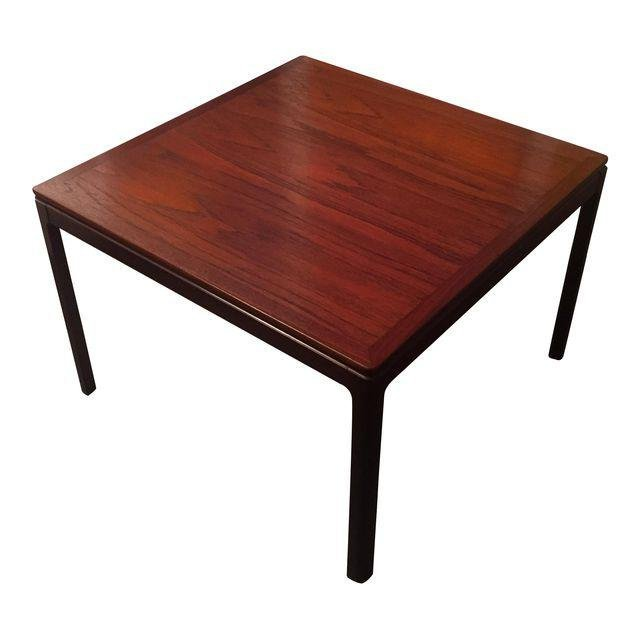 Mid-Century RESTORED Teak Coffee Table by DUX